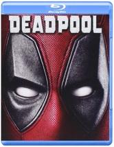 Deadpool [Blu-ray+DVD]