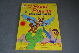Whitman Coloring Book: Road Runner Wile E Coyote 1979 [NEW & UNUSED] NOS - $20.00