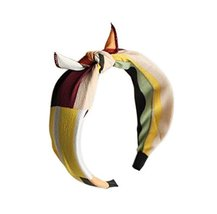 Colourful Prints, Bow Headband and Broadside Designed