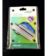 JAD Magnetic Aquarium Fish Tank Cleaner WD-801 with Thermometer New 6924... - $14.95