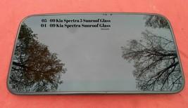 2005-2010 PONTIAC G6 PANAROMIC OEM FACTORY SUNROOF GLASS 4th PANEL FREE SHIP