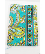 """Vera Bradley """"PEACOCK"""" Limited Edition Cotton Book Journal Cover Case w ... - $23.76"""