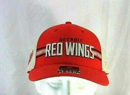 Detroit Red Wings NHL Red Baseball Cap Snapback - $31.99