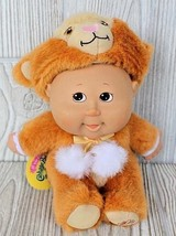 """Cabbage Patch Kids Snugglies 2008 Baby Monkey 7"""" Tags May 2nd Stephen Wyatt - $18.69"""