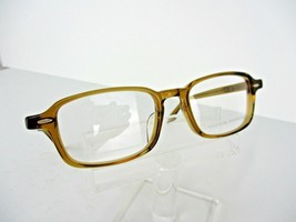 Barton Perreira Jeston Chestnut Asian Fit 50 x 19 145 mm  Eyeglass Frames - $66.78