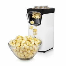 Princess 292986 Palomitero Machine Of Make Popcorn 1100 W, White And Black - $118.11