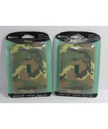 ELUMINA SINGLE SWITCH WALLPLATE CAMOUFLAGE (LOT OF 2) 1821TNB P11-0306-A - $8.81