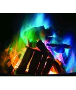 Enviro-Log Color-Flame 2 Pack Add Amazing Color To Your Wood Fire Romant... - $7.69
