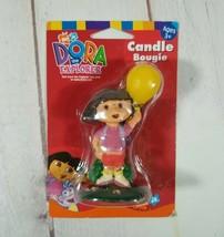 "2007 Nickelodeon Dora The Explorer 3"" Birthday Cake Wilton Candle Figure... - $12.55"