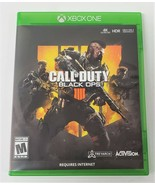 Call of Duty Black Ops 4 IIII (Microsoft Xbox One 2018) - $24.74