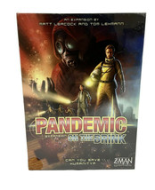Pandemic On The Brink Board Game Expansion 2013 Z-Man Games New Factory Sealed - $39.99