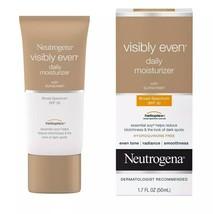 Visibly Even Daily Facial Moisturizer - SPF 30 - 1.7 fl oz - $49.00