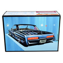 Skill 2 Model Kit 1962 Buick Electra 225 2 in 1 Kit 1/25 Scale Model by AMT AMT1 - $43.95
