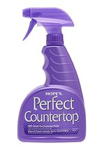 HOPE'S Hope's Perfect Countertop Cleaner and Polish, 22-Ounce, Streak-Free, Mult