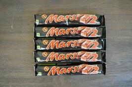 Mars KING SIZE Chocolate Bars 5 bars × 85 g (2.9 oz) each Canada Import  - $14.84