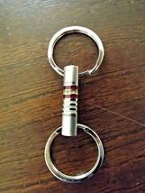 Authentic Tonino Lamborghini Corsa Key Ring - Red - $49.99
