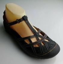 JSport by Jambu Women's Mary Janes Black. Vegan Comfort Shoes. 8M - $29.69