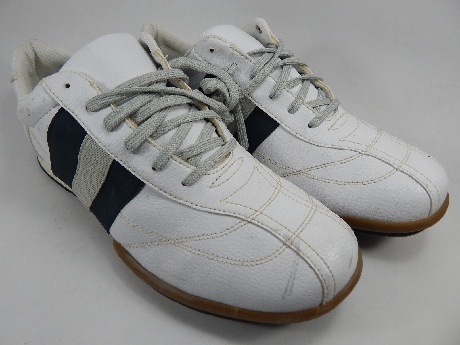 State Street Men's Athletic Sneakers Shoes Size US 8 M (D) EU 40.5 White