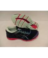 Asics women's gel kayano 24 lite show running shoes indigo blue size 10 us  - $128.65