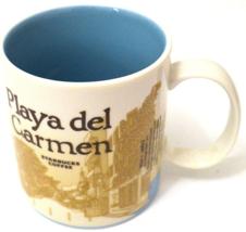 Starbucks Playa del Carmen, Mexico Icon Global Collector Coffee Mug NEW ... - $45.48