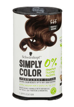 Schwarzkopf Simply Color Permanent Hair Color 5.65 Truffle Brown - $18.95
