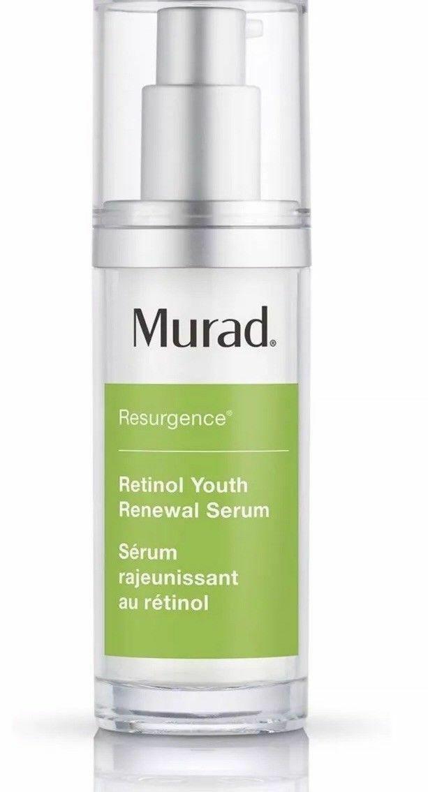 Murad Retinol Youth Renewal Serum 1 oz/ 30 mL NEW IN BOX - $32.66