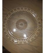 VTG Arcoroc U.S.A Diamant Serving Platter  - $36.99