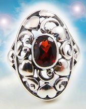 Haunted Ring Enchanting 7 Queens Irresistible Desire Me Extreme Magick Scholar - $377.77