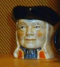 "Vintage Tony Wood Studio England Small Character Creamer Cup 2 1/2"" - $24.74"