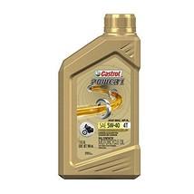 Castrol 06113 Power1 4T 5W-40 Synthetic Motorcycle Oil, 1 Quart Bottle, ... - $49.53
