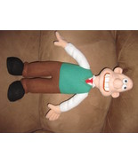 "WALLACE and GROMIT WALLACE Brand New Licensed Plush 15"" HTF NO TAGS PROMO? - $79.99"