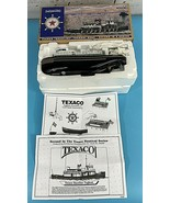 Ertl 2001 Texaco Havoline Tugboat Die Cast Bank NEW in Box COMPLETE 2nd ... - $33.33