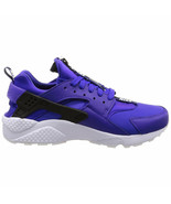 Nike Men's Air Huarache Run Premium Zip Purple BQ6164-400 - $99.00