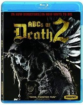 ABC's of Death 2 [Blu-ray]