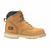 Timberland Pro Pit Boss 6 Inch Soft Toe Men's Work Boot Size 10 Color Ta... - $119.67