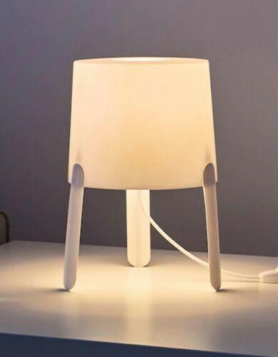 IKEA TVÄRS Table Lamp White