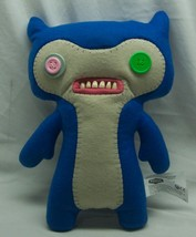 """Spin Master Fuggler Funny Ugly Blue Monster With Teeth 13"""" Plush Stuffed Toy - $39.60"""