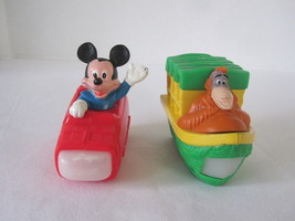 Set of 2 McDonald's Disneyland 40th Anniversary Viewfinders - $5.89