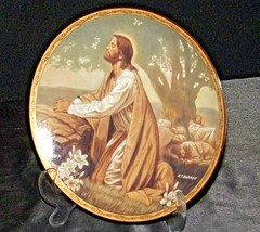 """""""The Passion in the Garden"""" AA20-CP3228 Vintage The Life of Christ"""