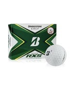 Bridgestone Tour B RXS 2020 White Golf Balls - 1 Dozen New FAST SHIPPING - $41.94