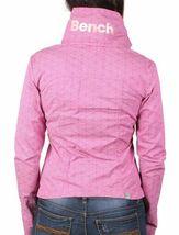 Bench Urbanwear Womens BBQ II Barbecue Pink Jacket w Hood BLKA1830 NWT image 3