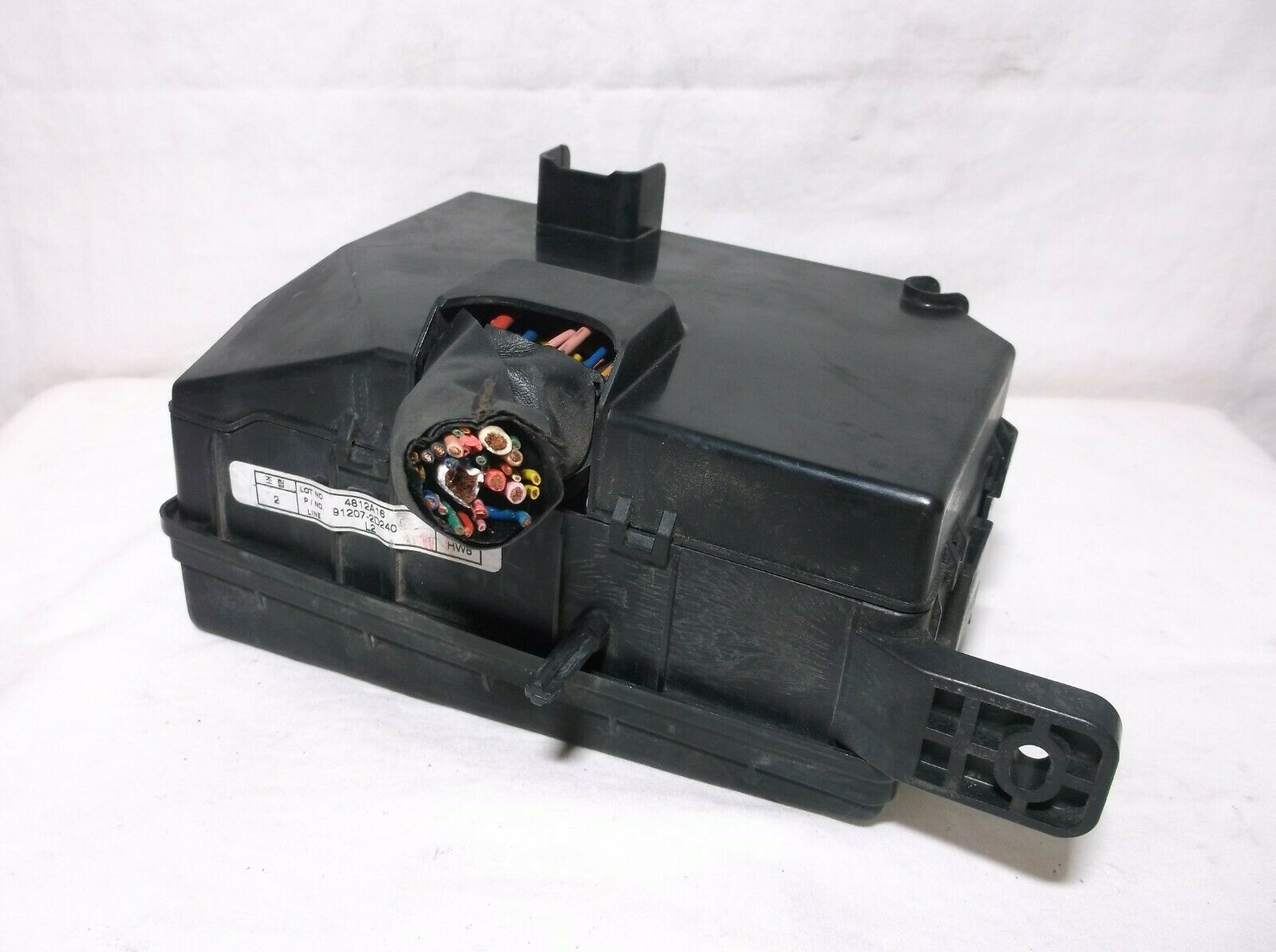 2005  05 Hyundai Elantra   Fuse   Relay   Box
