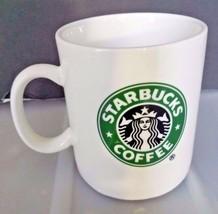 Starbucks Mermaid Coffee Mug White 12 Oz 2006 - $9.98