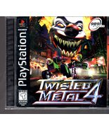 Playstation  -  Twisted Metal 4 - $9.95