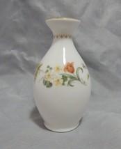 """Wedgwood England Mini 3 1/2"""" Mirabelle Bud Vase - $10.40"""