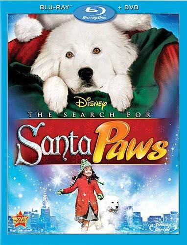 Disney The Search For Santa Paws [Blu-ray + DVD]