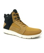 Timberland Men's Boltero Mixed Media Mid Wheat Chukka Boots A1IDA - $89.99