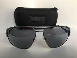 New  REVO RBV 1002 03 67mm Pilot Silver Stargazer Men's Sunglasses  - $99.99