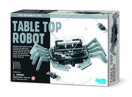 4M Table Top Robot (Packaging May Vary) - $17.47