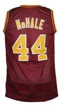 Kevin McHale #44 Custom College Basketball Jersey New Sewn Maroon Any Size image 2